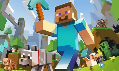 Free Download Minecraft for PC for Window 8/7/Xp