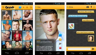 Grindr windows app