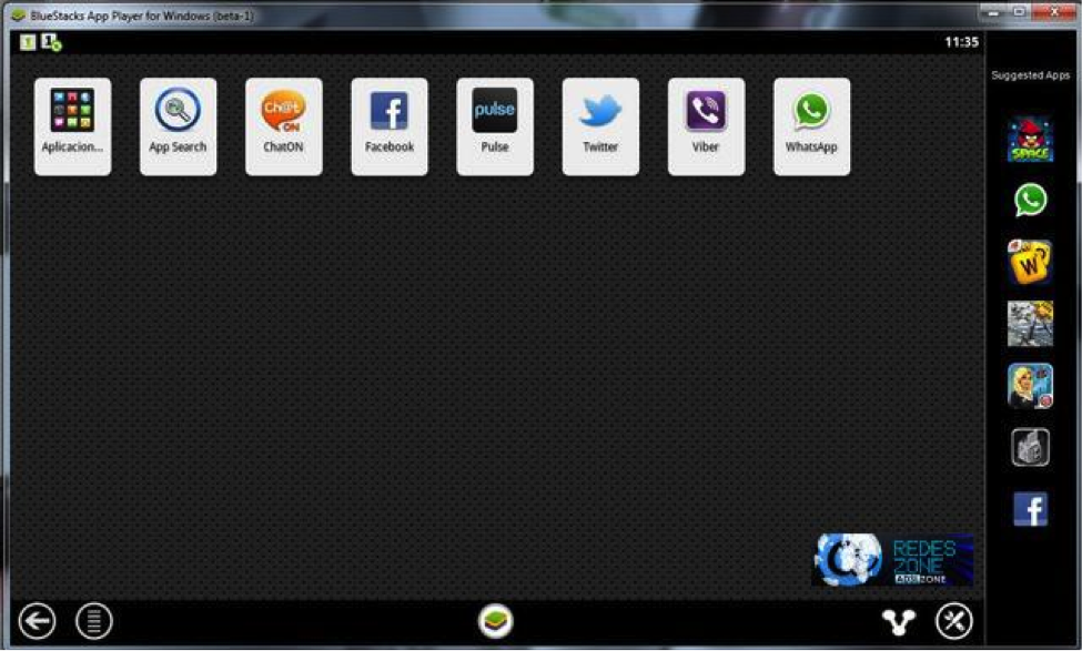 chaton-on-windows-using-bluestacks