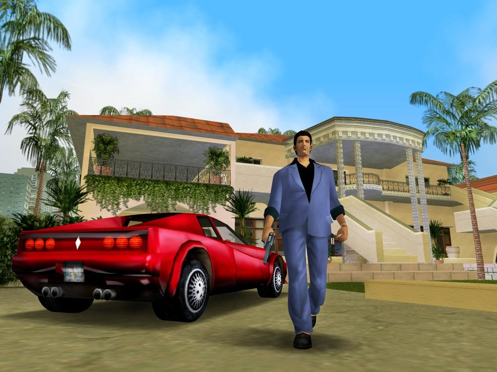online gta vice city game free download for pc