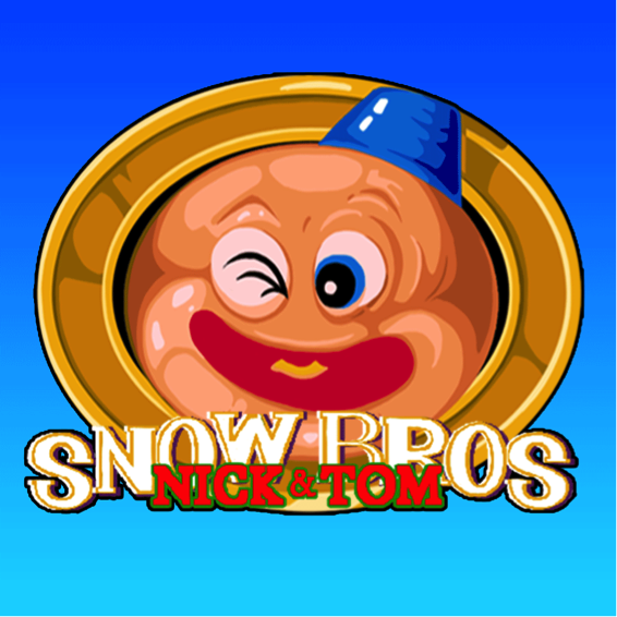 Snow-Bros-Game