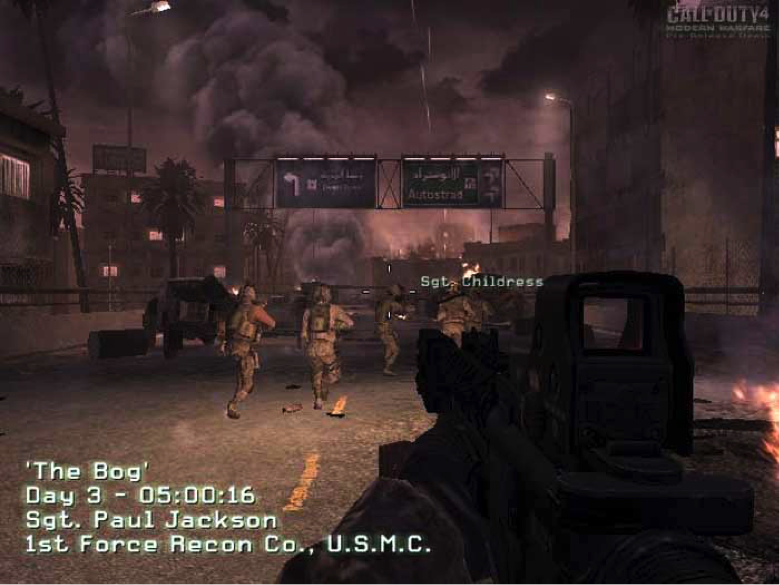 Call-of-Duty-4-gameplay
