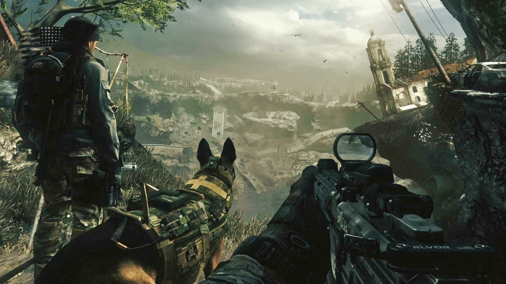 Download call of duty ghosts for windows apps for pc.