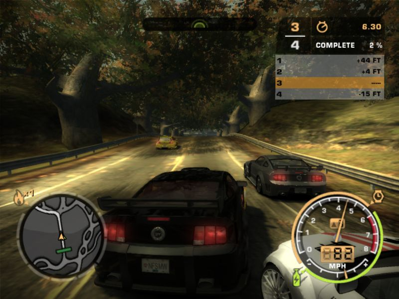 need for speed most wanted game download 2005